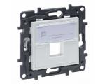 Adapter do złączy pojedynczych typu Keystone - Biały - Niloe Step 863187