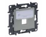 Adapter do złączy pojedynczych typu Keystone - Aluminium - Niloe Step 863387