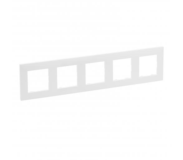 Ramka Pięciokrotna - Biała -  Niloe Step 863195