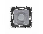 Termostat elektroniczny pokojowy - Aluminium -  Niloe Step 863341