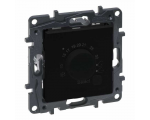 Termostat elektroniczny pokojowy - Czarny -  Niloe Step 863541