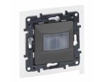 Łącznik automatyczny 2 - przewodowy, bez przewodu neutralnego IP44 - Stalowy -  Niloe Step 863450