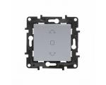 Łącznik do sterowania roletami 6 AX - Aluminium -  Niloe Step 863344