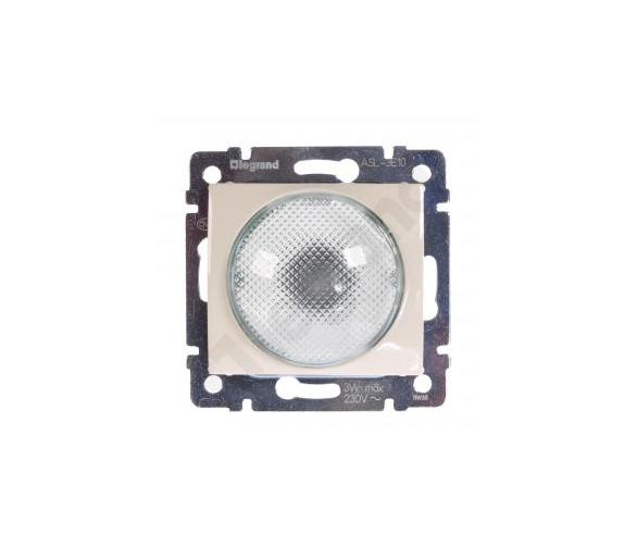 Sygnalizator KREM - klosz transparentny VALENA 774124