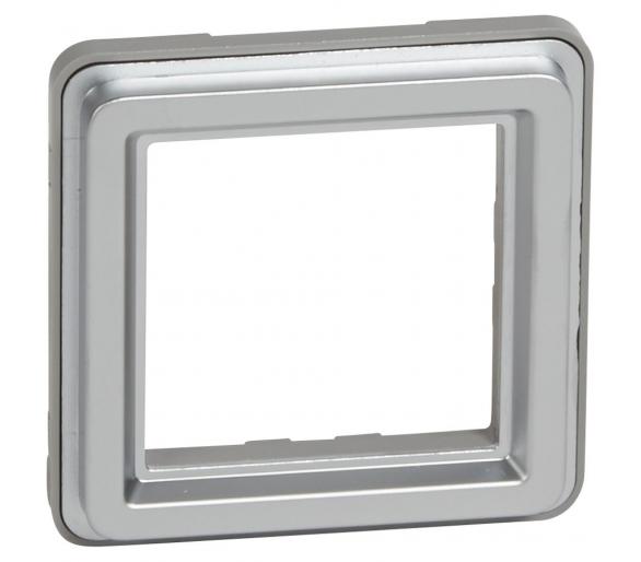 Adapter do osprzętu Mosaic z klapką - IP20 Soliroc 077881