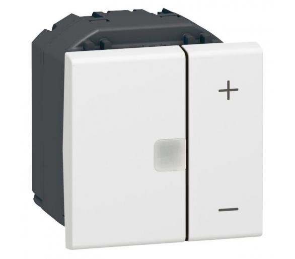 Sterownik ściemniacza modułowego - Biały MOSAIC 078410