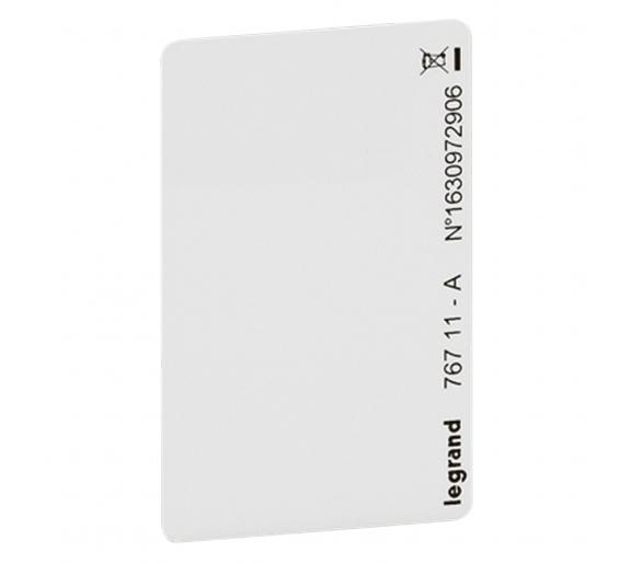 Karta hotelowa standardu ISO, Mifare 13,56 MHz MOSAIC 076711