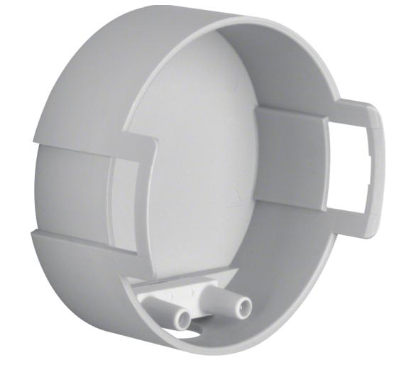 Integro Flow Puszka do pierścienia mocującego Ø 58 mm, szary Berker 81837