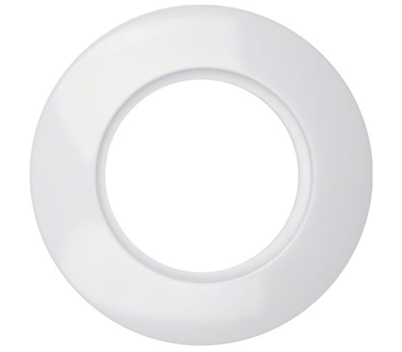 Serie 1930 Ramka 1-krotna, biały Berker 138109