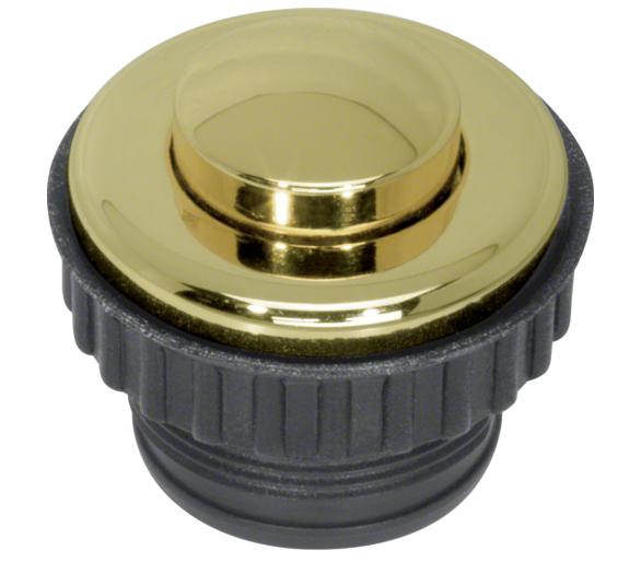 Berker TS Przycisk do montażu w płytkach dekoracyjnych, złoty, połysk Berker 181112