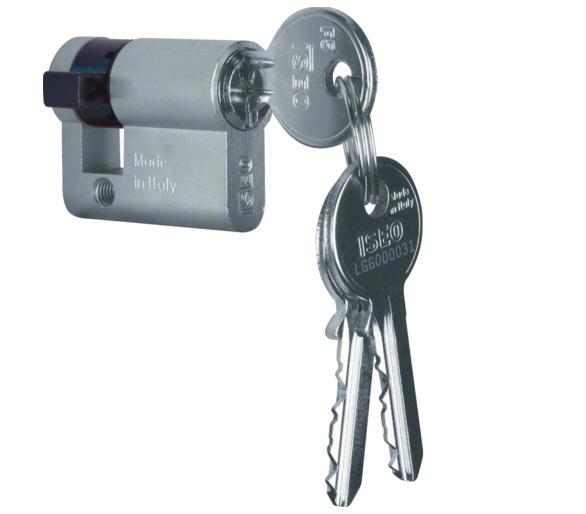 Wkładka patentowa z jednakowymi zamkami Berker 181801
