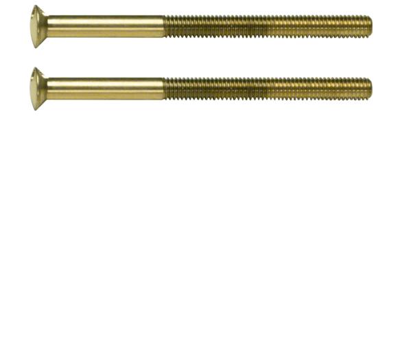 Berker TS Śruba z dwoma otworami M3,5 x 50 mm, złoty Berker 189512