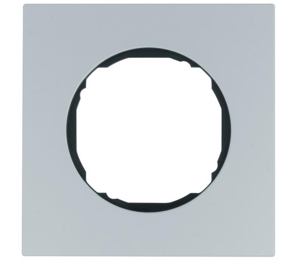 R.8 Ramka 1-krotna, aluminium Berker 10112674