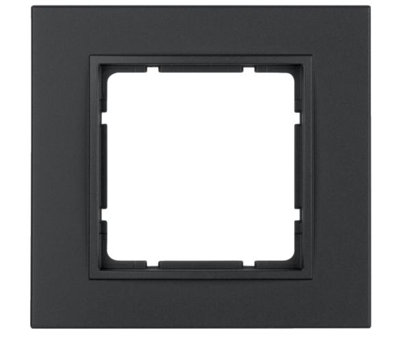 B.7 Ramka 1-krotna, antracyt, mat Berker 10116626