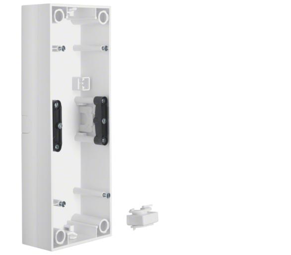 S.1 Puszka natynkowa 3-krotna, biały, połysk Berker 10438989
