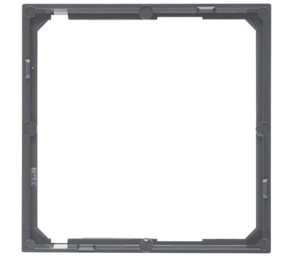 B.X Pierścień oddzielający do płytki czołowej, ant Berker 11091606