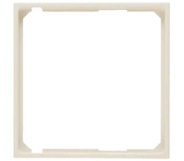B.Kwadrat/S.1 Pierścień oddzielający do płytki czołowej, krem Berker 11098982