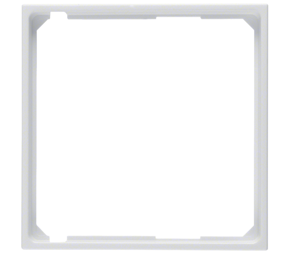 B.X/S.1 Pierścień oddzielający do płytki czołowej biały Berker 11098989