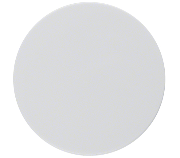 R.1/R.3 Płytka czoł. pokręt. do ściemniacza obrotowego biały Berker 11372089