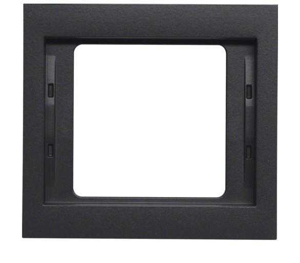 K.1 Ramka 1-krotna, antracyt mat, lakierowany Berker 13137006