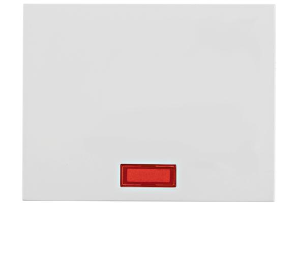 K.1 Klawisz z 5 dołącz. socz. biały Berker 14157009
