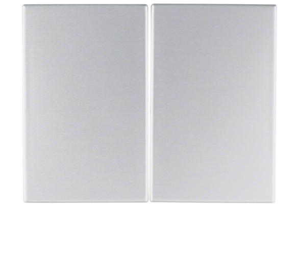 K.5 Klawisze do łącznika 2-klawiszowego alu Berker 14357003