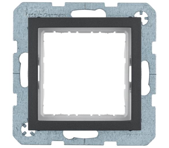 B.X Zestaw adaptacyjny do modułów systo 45x45 mm, ant Berker 14401606