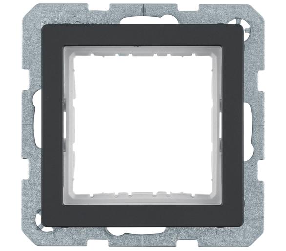 Q.x Zestaw adaptacyjny do modułów systo 45x45mm, ant aks, lak Berker 14406086