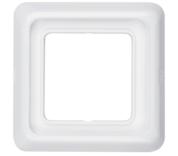 IP44 Ramka 1-krotna z uszczelką biały Berker 53132809