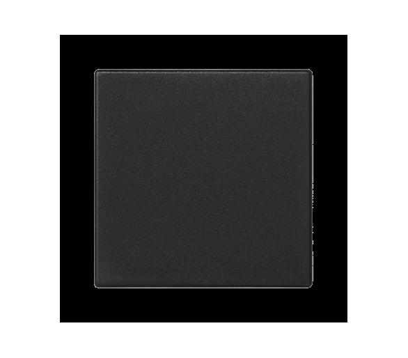 Zaślepka K45 45×45mm szary grafit K17/14