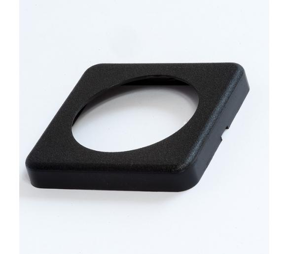 Integro Ramka 1-krotna, czarny, mat Berker 9182705