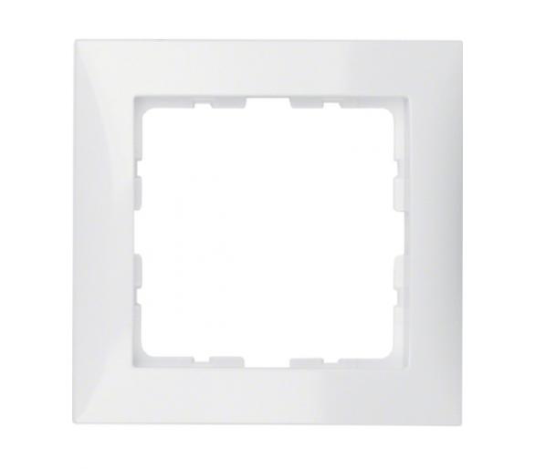 S.1 Ramka 1-krotna, biały, połysk Berker 10118989