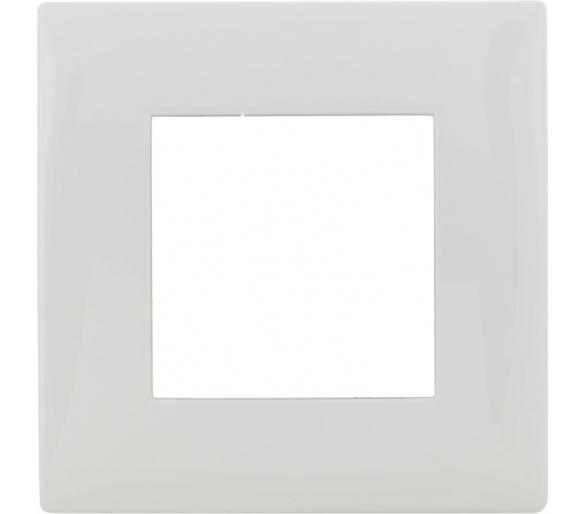 Ramka pojedyncza biała DANTE 450481