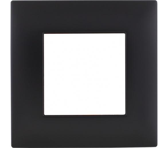 Ramka pojedyncza czarna DANTE 450981
