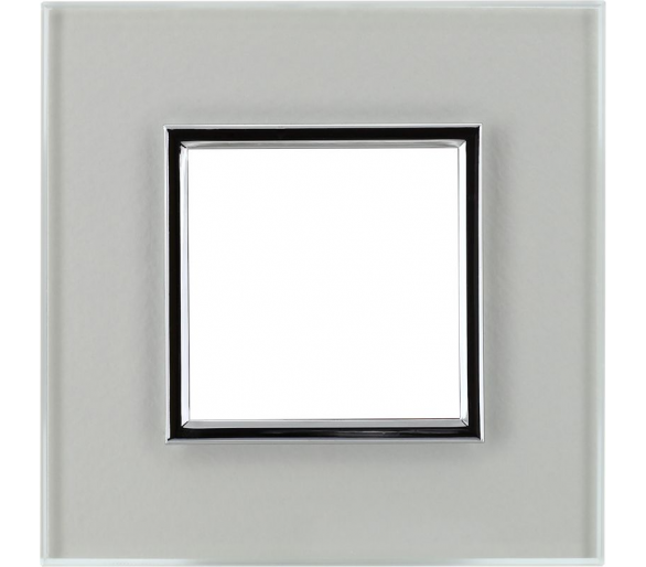 Ramka pojedyncza creative glass super white DANTE 4501181