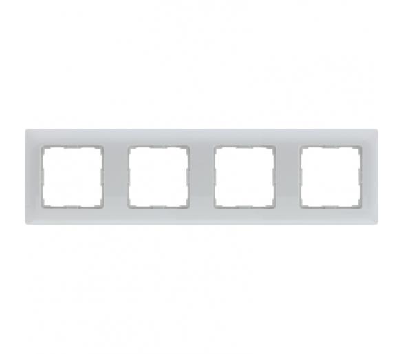 Ramka 4x biała VENA 510484