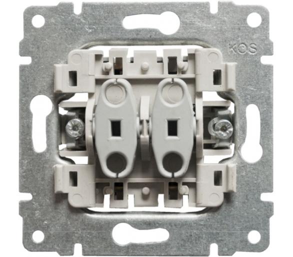 Mechanizm przycisk podwójny uniwersalny 911220