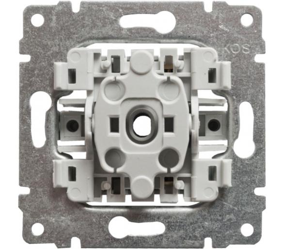 Mechanizm pojedynczy uniwersalny - podświetlany (pojedynczo/schodowy) 911316
