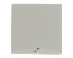 """Klawisz pojedynczy z piktogramem """"schody"""" kremowy VENA 510326"""