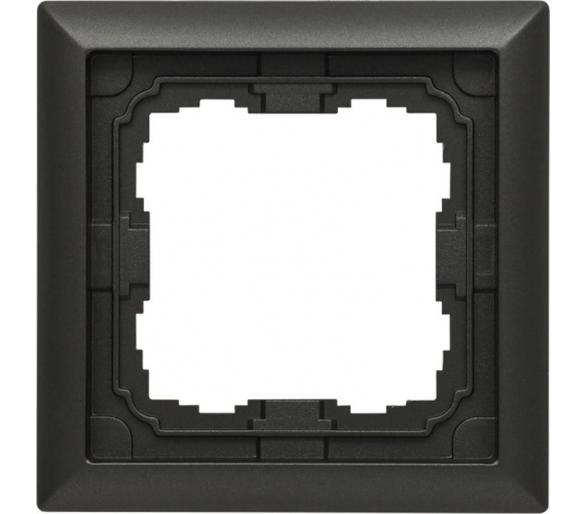 Ramka 1x grafit KOS66 666081
