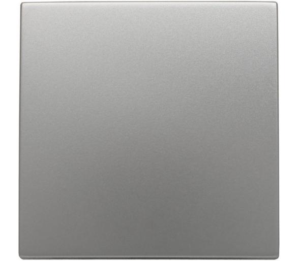 Klawisz pojedynczy aluminium KOS66 664021