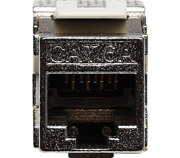 Keystone Jack - gniazdo komputerowe pojedyncze metal KOS45 504005