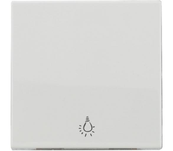 """Przycisk """"światło"""" biały KOS45 350413"""