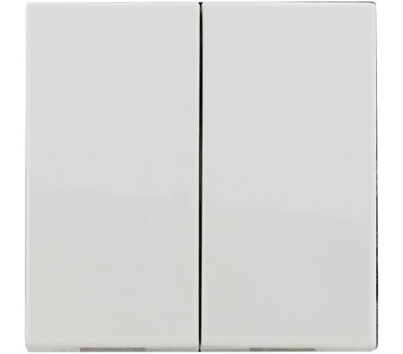Łącznik świecznikowy biały KOS45 350415