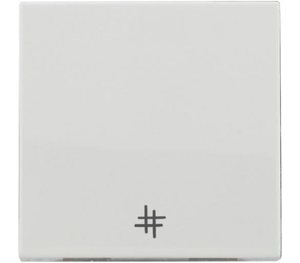 Łącznik krzyżowy biały KOS45 350417