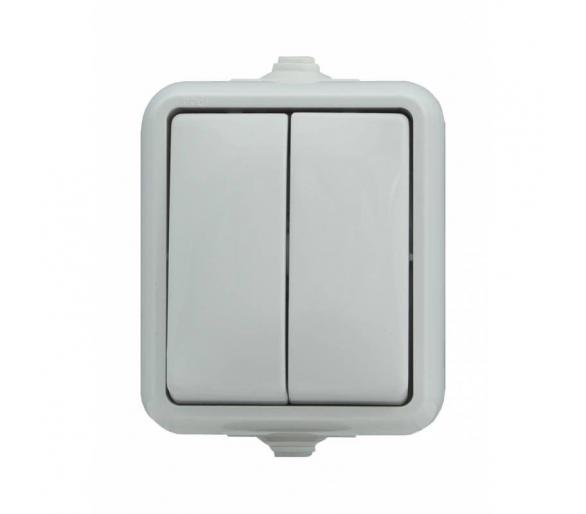 Łącznik świecznikowy, IP44 biały HYDRO 120405