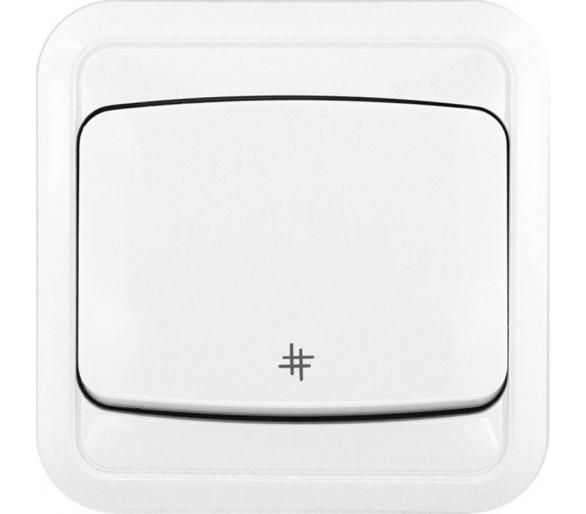 Łącznik krzyżowy biały COSMO 300407