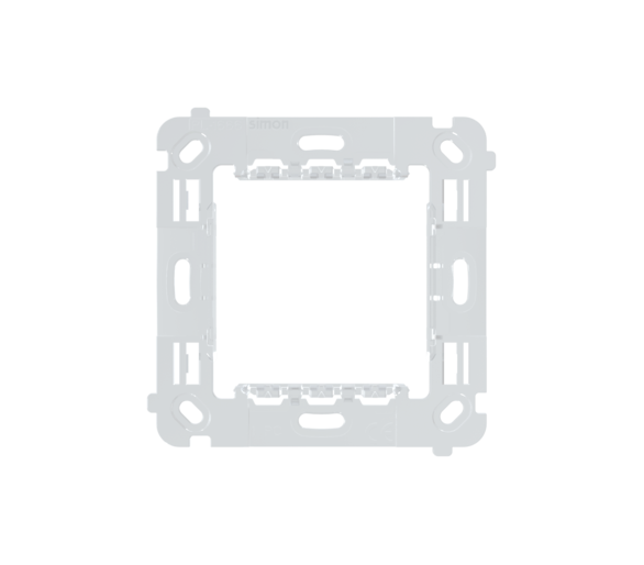 Ramka montażowa do mechanizmów Simon 54 Touch transparentny STR