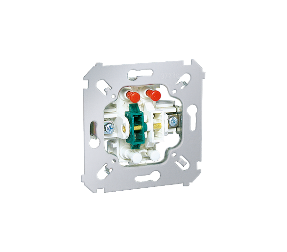 Łącznik dwubiegunowy 0-1 jednoklawiszowy 10AX W2M