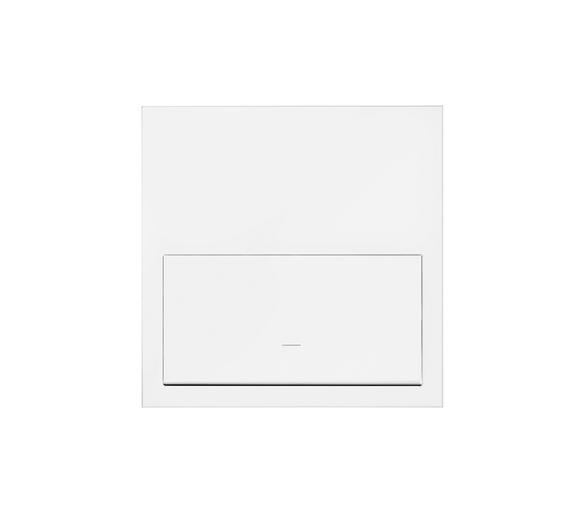 Panel 1-krotny 1 klawisz, biały mat 10020101-230 Simon100